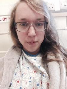 Day of surgery, 30th of September 2014